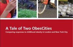 A Tale of  Two ObesCities