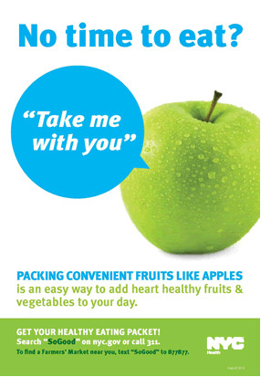 Health Department Launches New Ad Campaign Encouraging New Yorkers
