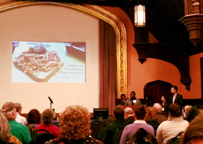 "Themes, Trends and Ideas to Emerge from UPENN's ""The Last Food Mile"" Conference, December 8-9, 2014"