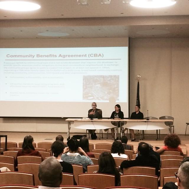 Nick Freudenberg, Diana Johnson & Iliana Garcia present