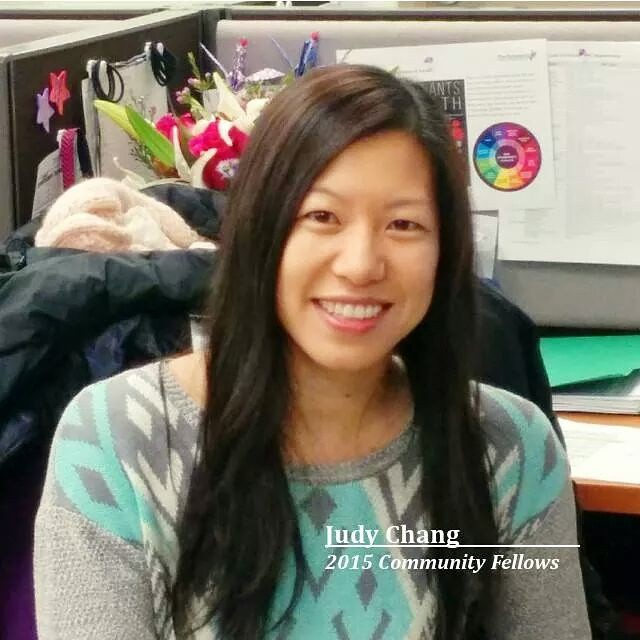 Judy Chang: 2015 Community Food Fellow #cuny #foodpolicy #foodfellow #nyc…