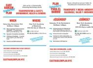 East Harlem Neighborhood Plan – Public Workshop this Saturday 11/21